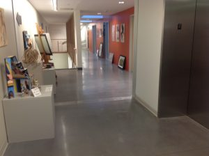 Bomanite Modena Custom Polished Concrete Floors